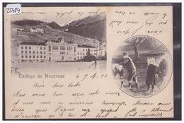DISTRICT DE VEVEY - MONTREUX - LE COLLEGE - TB - VD Vaud