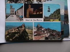 San Marino Saluti Da Nice Views - San Marino