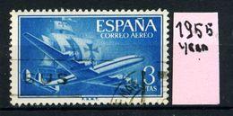 SPAGNA - Year 1955 - AEREA - Usato - Used - Utilisè - Gebraucht. - Usati