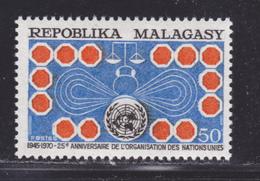 MADAGASCAR N°   475 ** MNH Neuf Sans Charnière, TB (4193) ONU - Madagascar (1960-...)