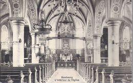 Hombourg Interieur Egliseenvoye A L'abbe Tychon Moresnet    TOUT A 2€ VOIR DESCRIPTION, BOUTIQUE* - Plombières