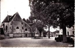 89 . Yonne :  Gurgy  :place De L ' église . - Gurgy