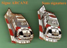 AUDI - ANTAR - DUNLOP *** Signe ARCANE *** A002 - Audi