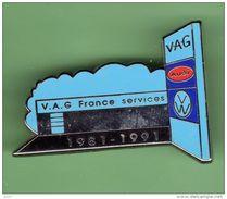 AUDI *** V.A.G FRANCE SERVICE *** Signe DECAT *** A002... - Audi
