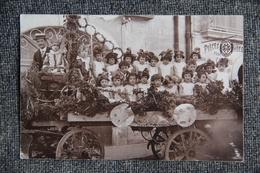 Carnaval De CLERMONT L'HERAULT - Le Char Des Enfants. Photographie TRUEL - Clermont L'Hérault