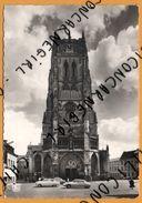 Tongres - Tongeren - Basilique Notre Dame - O.L. Vr. Basiliek - Vieilles Voitures DS - Animée - THILL - NELS - 1908 - Voitures De Tourisme