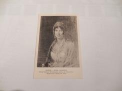 """Corse  Ajaccio """"musée De L Hotel De Ville """"portrait De Mme Letizia Bonaparte  Mere De Napoleon ( Neuve ) - Museos"""