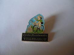 Cyclo Randonnée VILLEBAROU Vélo Cycliste - Cycling