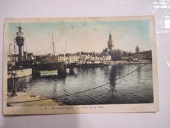CPM  59 DUNKERQUE Le Port Et La Ville B.E. - Dunkerque