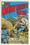 The Monkey Wrench Gang, Abbey & Crumb, Unused Postcard [20754] - Comics