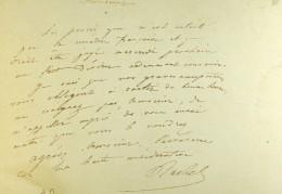 France Paris Photo D' Autographe Signe Rachel CDV Mayer & Pierson 1860 - Photographs