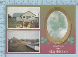 Newport Quebec - La Bolduc Mary Travers Premiere Auteure Compositeur Interprete Du Quebec  -  Carte Postale Postcard - Chanteurs & Musiciens