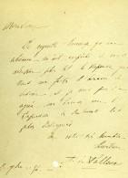 France Paris Photo D'un Autographe Signe Comte De Falloux CDV Mayer & Pierson 1860 - Photographs