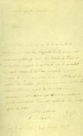 France Paris Photo D'un Autographe Signe Lacepede CDV Mayer & Pierson 1860 - Photographs