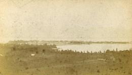 Allemagne Panorama De Lindau Ancienne Photo CDV Stettner 1870's - Photographs