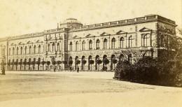 Allemagne Dresde Musée Dresden Semper Galerie Ancienne Photo CDV 1870 - Photographs