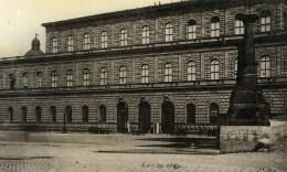 Allemagne Munich Palais De La Résidence Royale Ancienne Photo CDV 1870's - Photographs