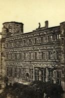 Allemagne Heidelberg Château Ancienne Photo CDV 1870 - Photographs