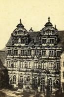 Allemagne Heidelberg Château Ancienne Photo CDV Richard 1870 - Photographs