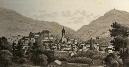 Allemagne Baden Baden Ancienne Photo CDV Frey 1870 - Photographs