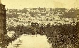 France Le Havre Cote D'Ingouville Ancienne Photo CDV Neurdein 1870 - Photographs