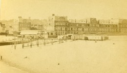 France Le Havre Hotel Frascati Ancienne Photo CDV Neurdein 1870 - Old (before 1900)
