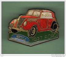 FORD *** 1937 *** A003 - Ford