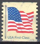 United States 2007  American Flag  Sc # 4134  - Mi.4205 BL Perf. 8½ - Used - Verenigde Staten