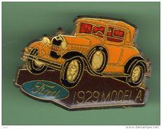 FORD MODELA 1929 *** A003 - Ford