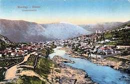 MOSTAR Moctap (Bosnien Und Herzegowina) - Gesamtansicht, Gel.1920, Seltene 60? Sondermarke - Bosnien-Herzegowina