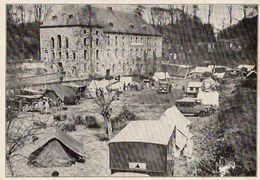 Belgique Camping à L' Abbaye De Villers Villers La Ville 1932 - Old Paper
