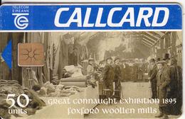 IRELAND - Foxxford Woollen Mills, Chip GEM1.2, Tirage %50000, 09/95, Used - Ireland