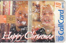 IRELAND - Happy Christmas 1997, Chip GP1, 11/97, Used - Ireland