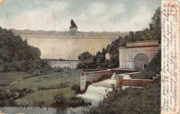 LA GILEPPE - La Vallée Et Le Barrage - Gileppe (Stuwdam)