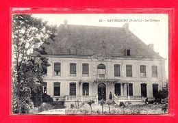 62-CPA BAVINCOURT - LE CHATEAU - Frankrijk