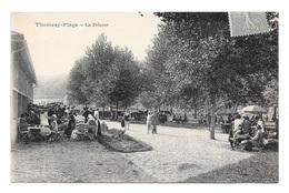 (18350-77) Thomery Plage - La Pelouse - France