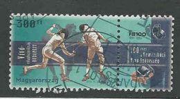 Hongarije, Yv  4543 Jaar 2013, Schermen, Gestempeld, Zie Scan - Oblitérés