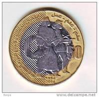 Algérie - Pièce  50.00 DA Commémorative  2004 . - Algeria