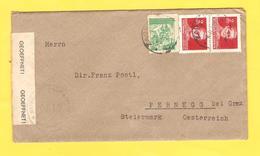Old Letter - Yugoslavia - Yugoslavia