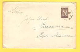Old Letter - Yugoslavia, SHS - Yugoslavia