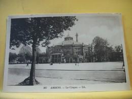 B14 3159 CPA 1937 - 80 AMIENS - LE CIRQUE - LL 267 - ANIMATION (+ DE 20000 CARTES DE MOINS 1€) - Amiens