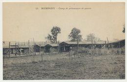 Rumigny  Dépt. Ardennes : 11 - Camp De Prisonniers De Guerre / Guerre De 14-18 - Autres Communes