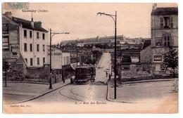 0287 - Gentilly ( Seine ) - Rue Des écoles -Gautrot éd. à Ivry - N°8 - Gentilly