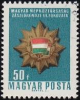 HUNGARY - Scott #1756 Decoration / Used Stamp - Hungary