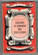 SUISSE. LEGENDES ET ARMOIRIES DES XXII CANTONS. ILLUSTRE. HELENE CINGRIA. - Histoire