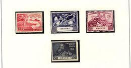 BRUNEI  UPU 1949 #79 - 82  MNH - Brunei (...-1984)