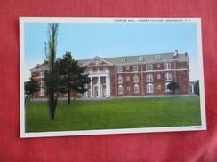 Lander College  South Carolina > Greenwood==== Ref 2793 - Greenwood