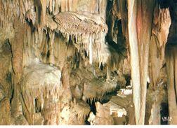 Grotte Prehistorique De Villars Salle Des Draperies CPM Ou CPSM - France
