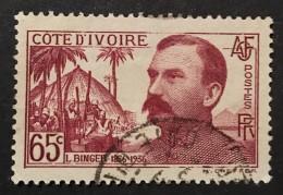 Ivory Coast -  (0) -  1937 -  # 159 - Costa De Marfil (1892-1944)
