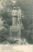 AK Köln, Kolping-Denkmal, Enthüllt 12. Juli 1903, Um 1903 (28114) - Koeln